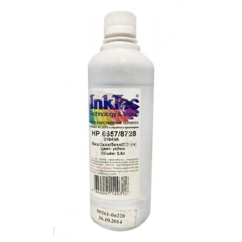 Чернила Inktec H0006-500MY, совместимый