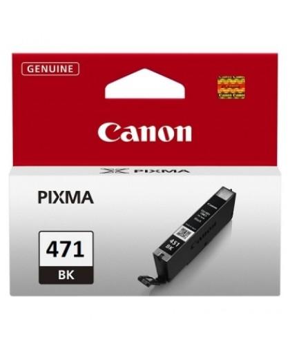 Картридж Canon CLI-471BK, оригинальный