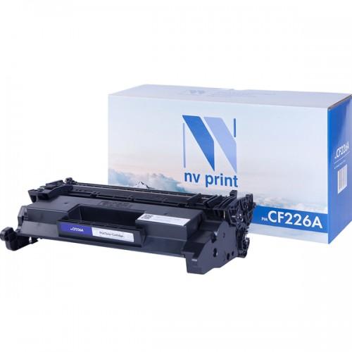 Картридж Nv print NV-CF226A, совместимый