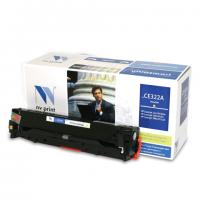 Картридж Nv print CE322A, совместимый