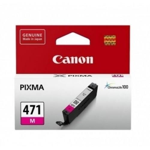 Картридж Canon CLI-471M, оригинальная