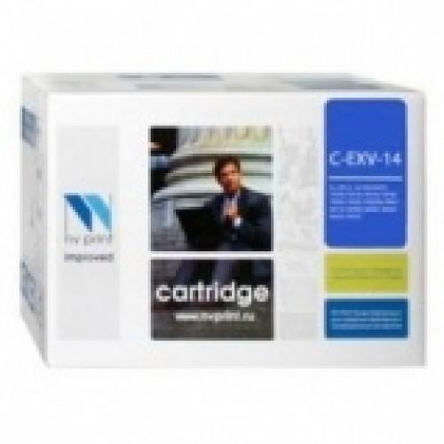 Картридж Nv print C-EXV14, совместимый