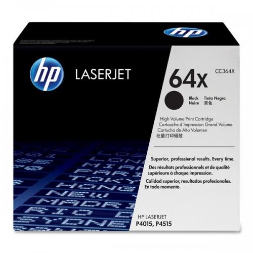 Картридж HP CC364X, оригинальный в тех. упаковке
