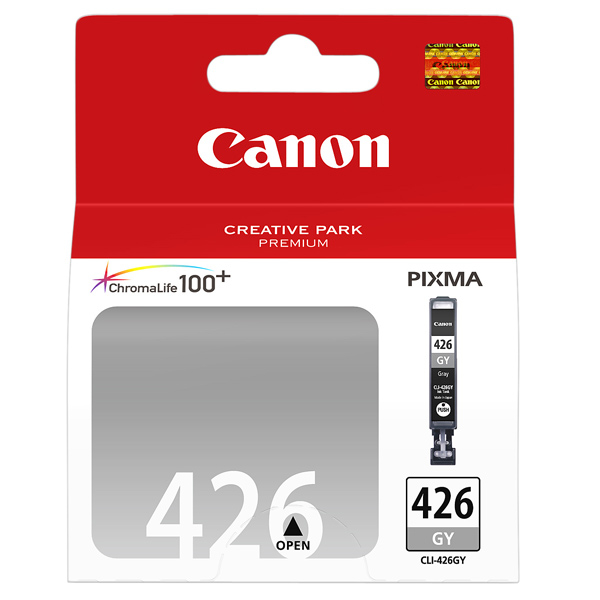 Картридж Canon CLI-426GY, оригинальный
