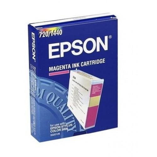 Картридж Epson C13S020126, оригинальный