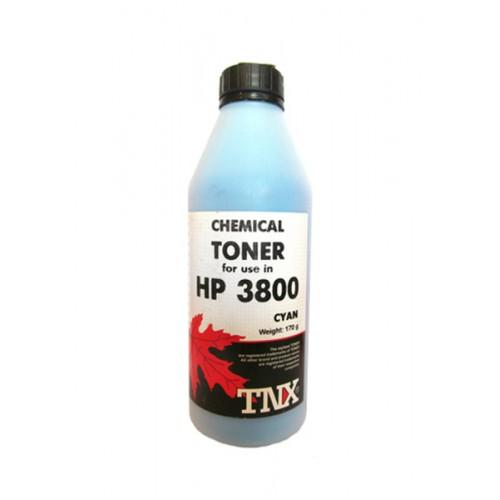 Тонер Tonex HP CLJ 3800 (Q7581A) 170g, совместимый