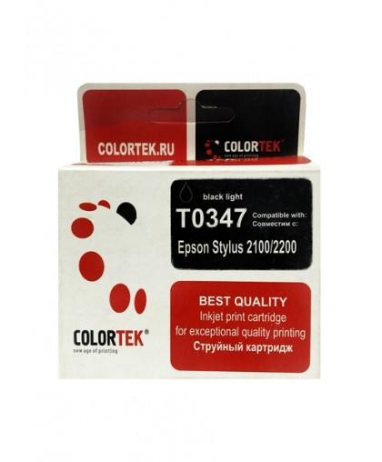 Картридж Colortek T034720, совместимый