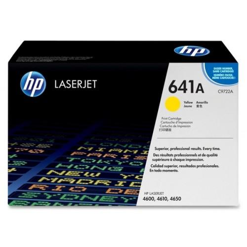 Картридж HP C9722A, оригинальный в тех. упаковке