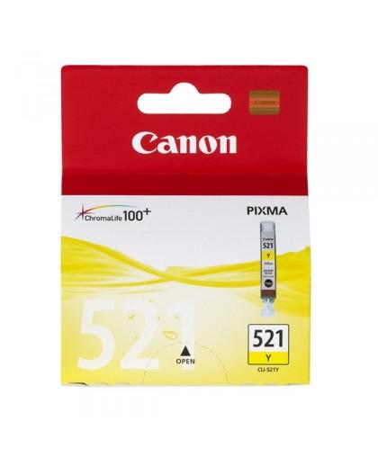 Картридж Canon CLI-521Y, оригинальный