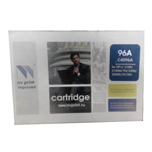 Картридж Nv print C4096A, совместимый