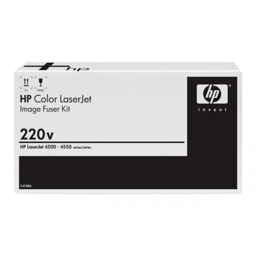 Фьюзер (печь) HP C4198A, оригинальный