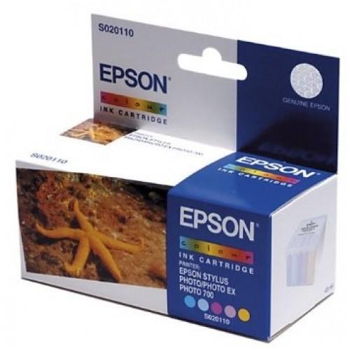 Картридж Epson S020110, оригинальный в тех. упаковке