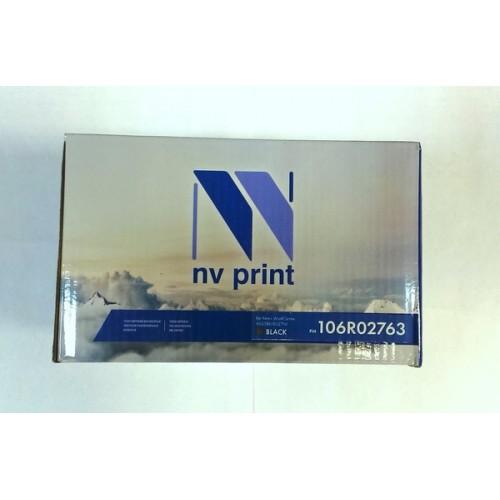 Картридж Nv print 106R02763, совместимый