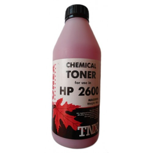 Тонер Tonex HP CLJ 2600 (Q6003A) 90g, совместимый