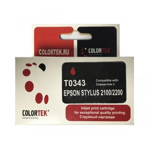Картридж Colortek T034320, совместимый