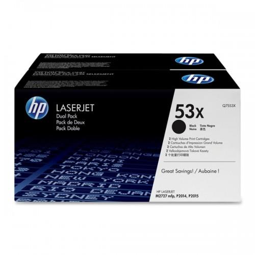 Картридж HP Q7553XD, оригинальный в тех. упаковке