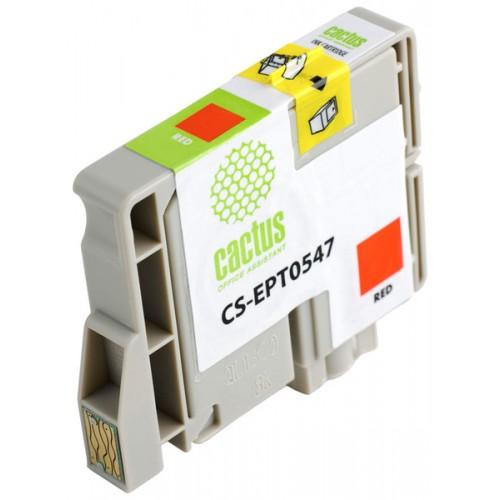Картридж Cactus CS-EPT0547, совместимый