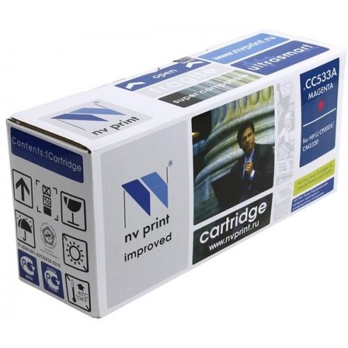Картридж Nv print CC533A, совместимый