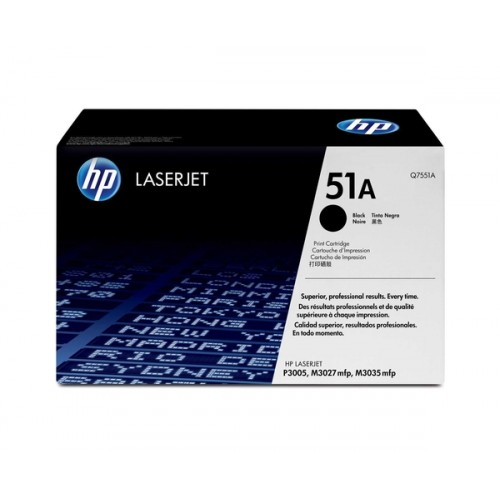 Картридж HP Q7551A, оригинальный