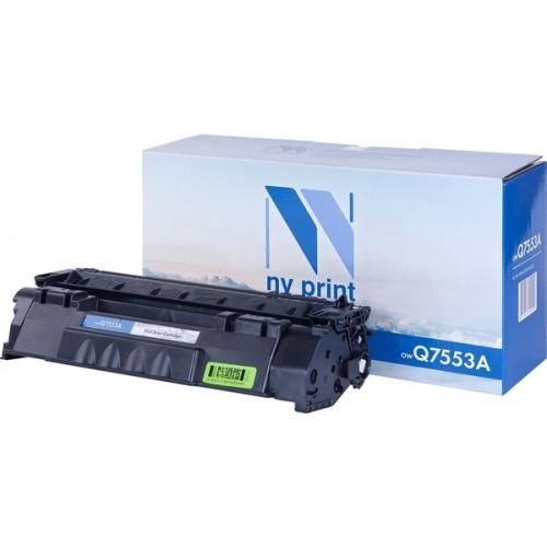 Картридж Nv print Q7553A, совместимый