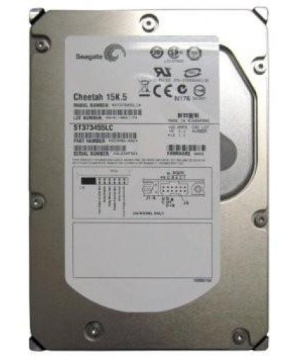 Жесткий диск 73Gb Seagete Cheetah ST373455LC 15000 rpm/16Mb Ultra 320 SCSI 15.К5 BF0728B26A