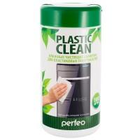 Туба с чистящими салфетками PlasticClean для пластиковых поверхностей (100 шт)
