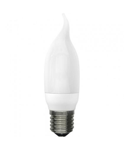 211211 Лампа эн.сб. ECON CNT 11Вт Е27 2700К B35 желтый свет (аналог лампы накаливания 55Вт)