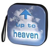 Портмоне для 24 СD, Up to heaven Hama