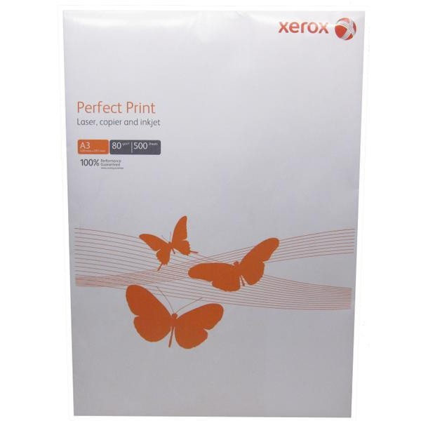Бумага А3 80г. XEROX Perfect 500 листов, 003R97760