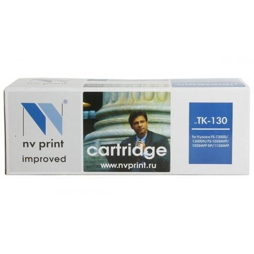 Картридж Nv print TK-130, совместимый