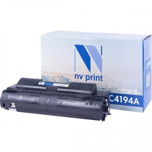 Картридж Nv print C4194A, совместимый