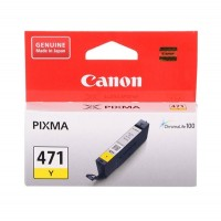 Картридж Canon CLI-471Y, оригинальный