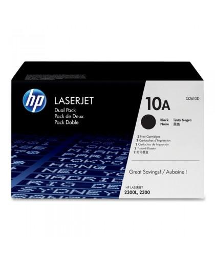 Картридж HP Q2610D, оригинальный