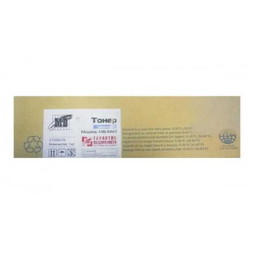Тонер MB Toner Type 306 Cyan, совместимый