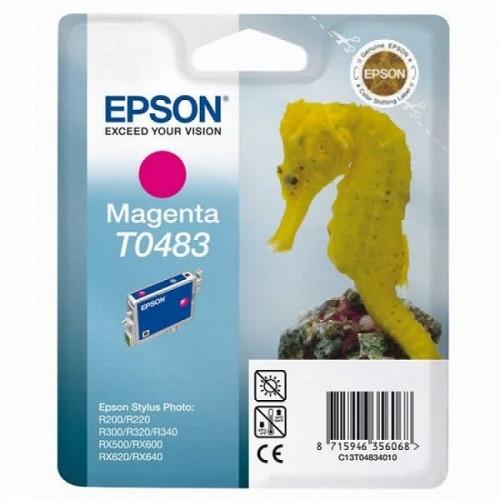 Картридж Epson C13T04834010, оригинальный в тех. упаковке