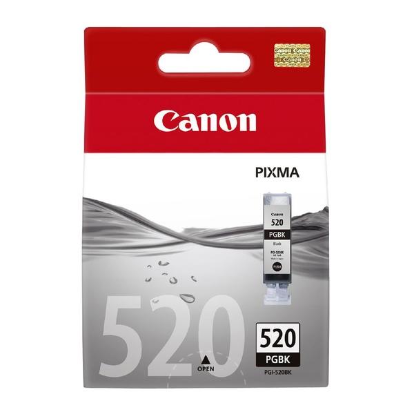 Картридж Canon PGI-520BK, оригинальный