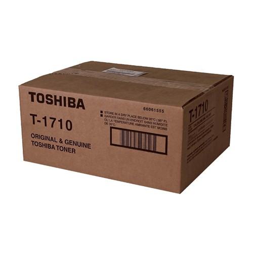 Тонер Toshiba T-1710, оригинальный в тех. упаковке