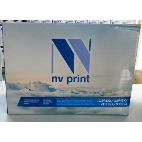 Картридж Nv print Q5942X/Q5945X/Q1338X/Q1339X, совместимый