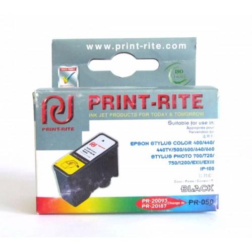 Картридж Print rite C13T05014210, совместимый