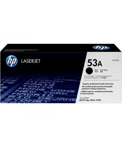 Картридж HP Q7553A, оригинальный в тех. упаковке