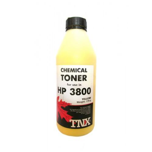 Тонер Tonex HP CLJ 3800 (Q7582A) 170g, совместимый
