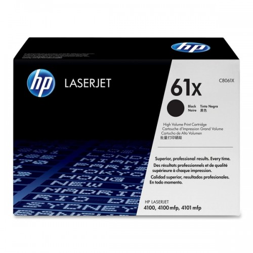 Картридж HP C8061X, оригинальный в тех. упаковке